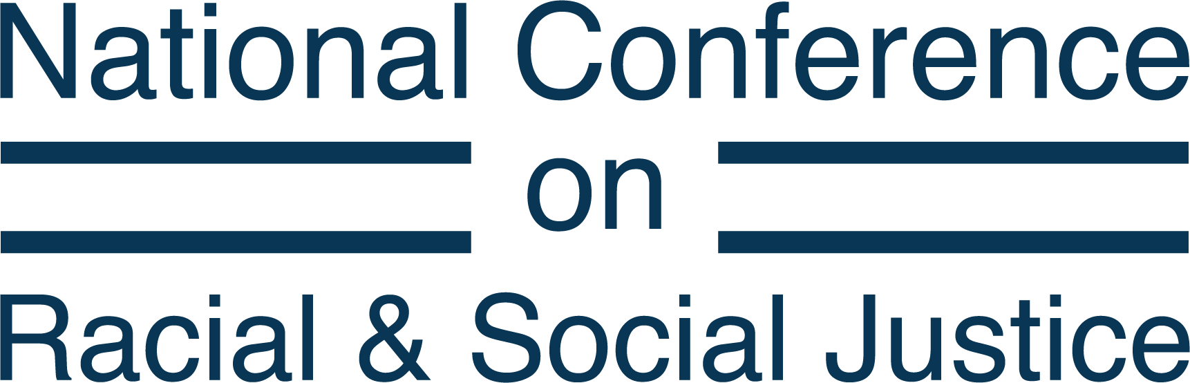 2021 National Conference on Racial & Social Justice